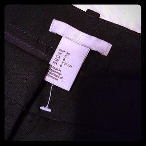 Dark Blue H&M Pixie Dress Pants